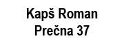 KAPŠ ROMAN